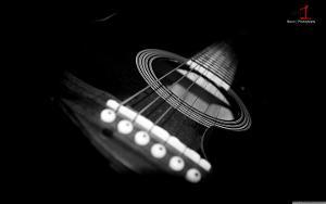 Guitar Noire
