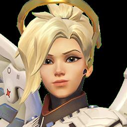 Overwatch - Mercy portrait