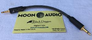 Moon Audio Black Dragon mini coaxial cable