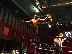 BCWA wrestling / Test image