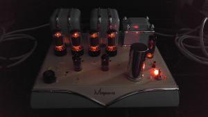 Magnavox Stereo amp 8802 push/pull 6v6
