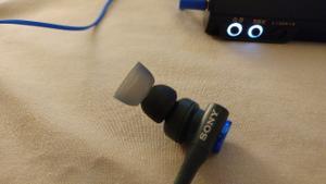 Sugru Custom Ear Tip Attempt