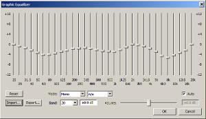 Foobar/xnor EQ curve for original HE1000