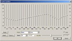 Foobar/xnor EQ curve for FiiO EX1