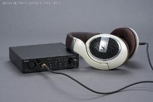 Sennheiser HD 599 w/ Fostex HP-A4BL