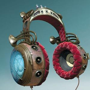 Nokia Jules Verne Headphones by Candy Lab
