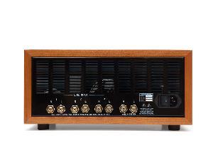 EMAC 535SE Rear panel