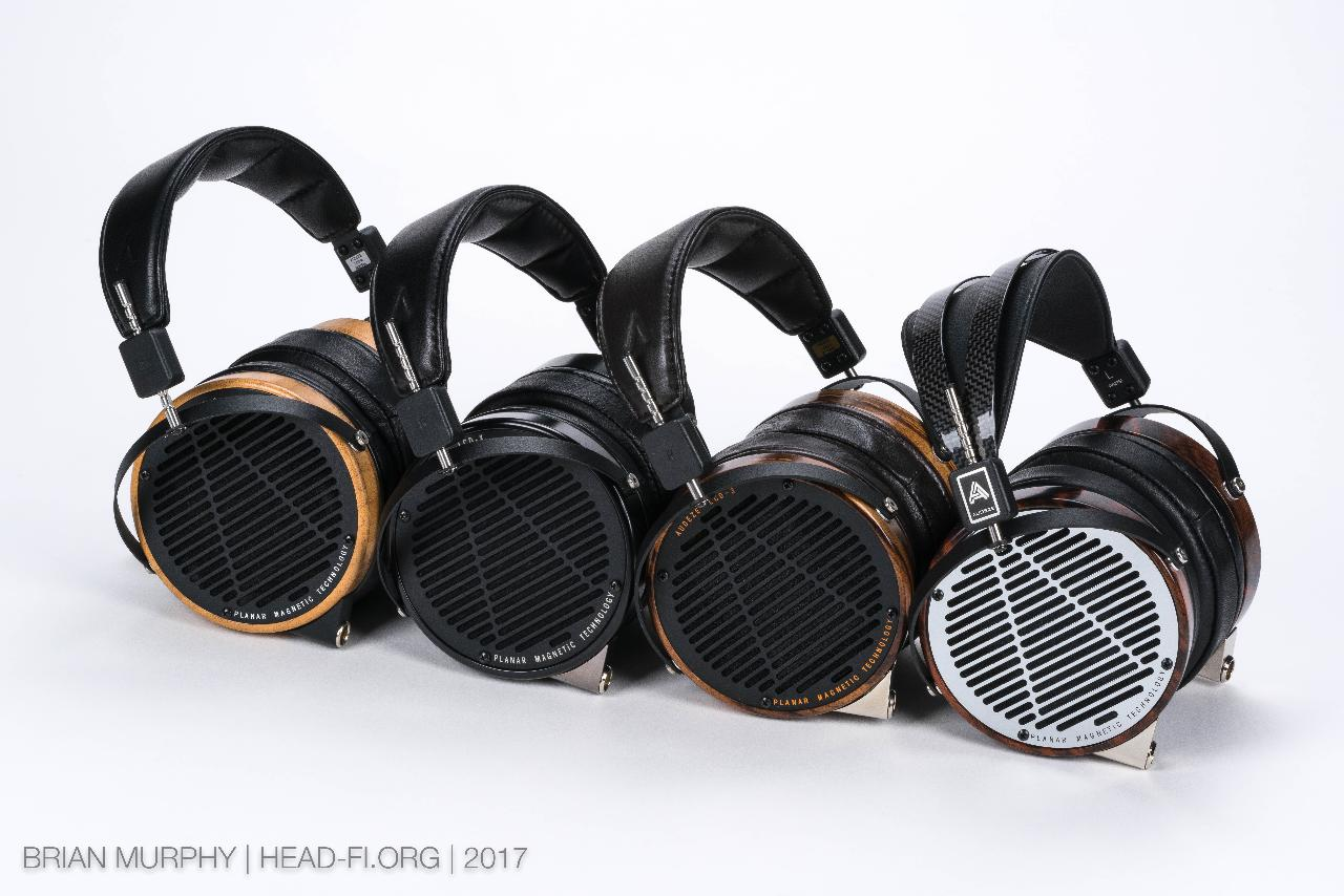 Audeze LCD-2, LCD-X, LCD-3 and LCD-4