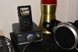 Fiio x5ii and K5 with HE400s