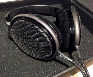 The classic HD 650 with 3rd party cables~