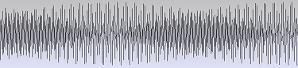 Interference between a 14.51 and a 26.1 kHz sine wave
