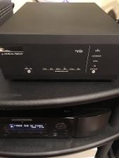 Musical Fidelity M 1 DAC and Marantz NA 7004 Music Server