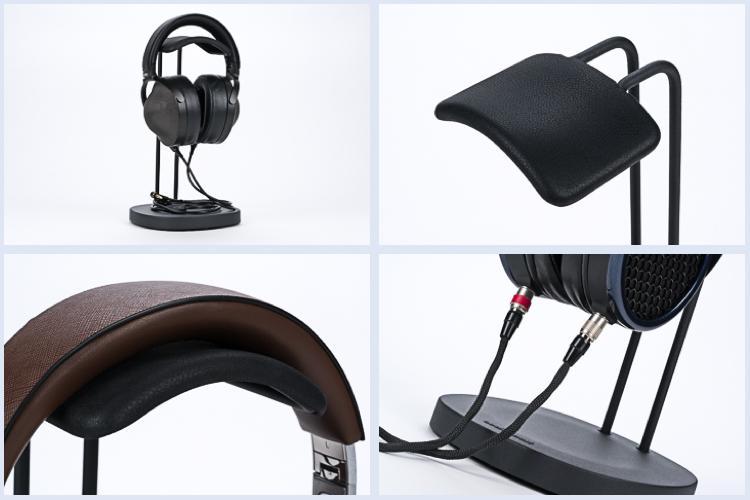 The AudioQuest Perch Headphone Stand