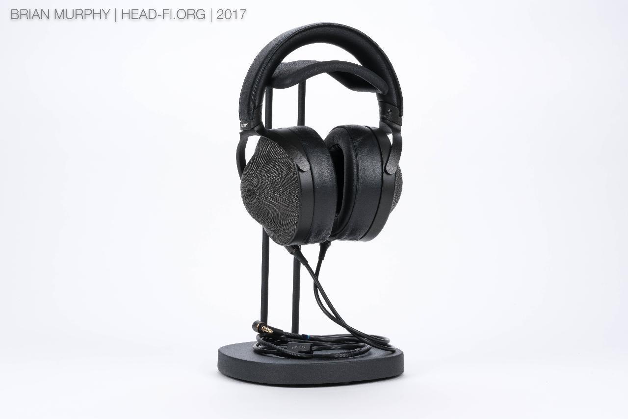 AudioQuest Perch w/ Sony MDR-Z1R