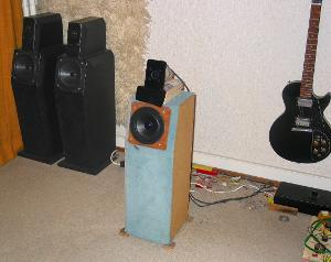 My last Speaker Prototype