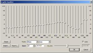 xnor foobar EQ curve for modified HE1000 via Silver Dragon cable and Chord DAVE