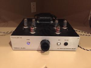 Spritzer Aristaeus-like Amp
