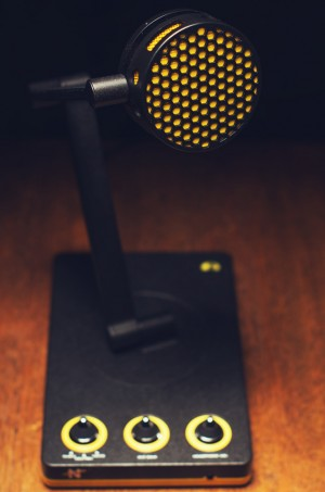Neat Bumblebee USB Microphone - one of the few 96Khz 24Bit Capable microphones under $300AUD out...
