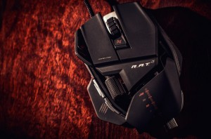 Mad Catz R.A.T & Gaming mouse
