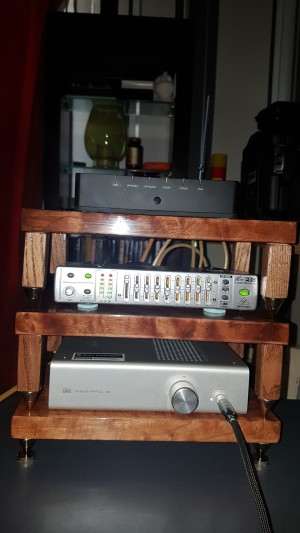 schiit audio rack