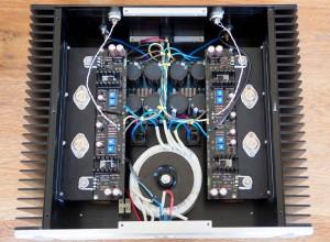 Nelson Pass Sony Vfet amplifier