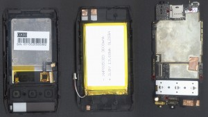 Disassembled iBasso DX80