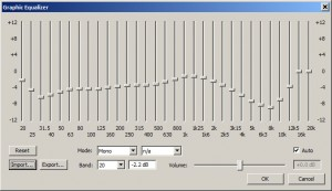 Foobar-xnor-EQ-curve for modified HE1000 with Silver Dragon and Hugo2