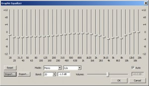 foobar-xnor-EQ-curve for modified HE1000 with V2 pads, Lavricables Master Silver and DAVE