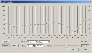 foobar-xnor-EQ-curve for modified HE1000 with Silver Dragon and DAVE