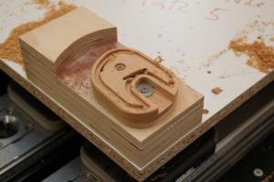 Ed15 Wood CNC