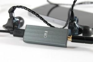 FiiO K1 Portable amp/dac