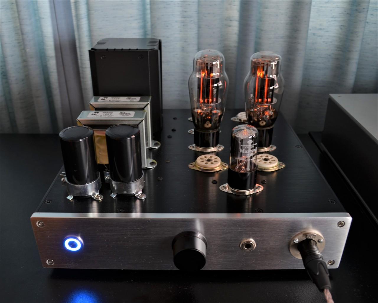 Marconi B36 with Svetlana 6h13c