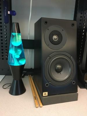 Headphone/Speaker Rig