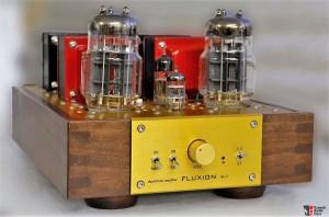 Fluxion AV-7 S.E.T. Speaker Amp