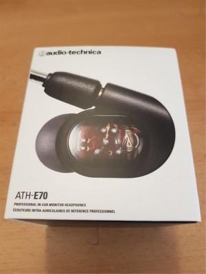 Audio-tehnica ATH-E70