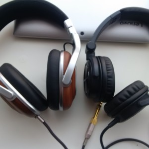 In terms of sound the price goes to the HP800. They are amazing piece of hardware especially at...