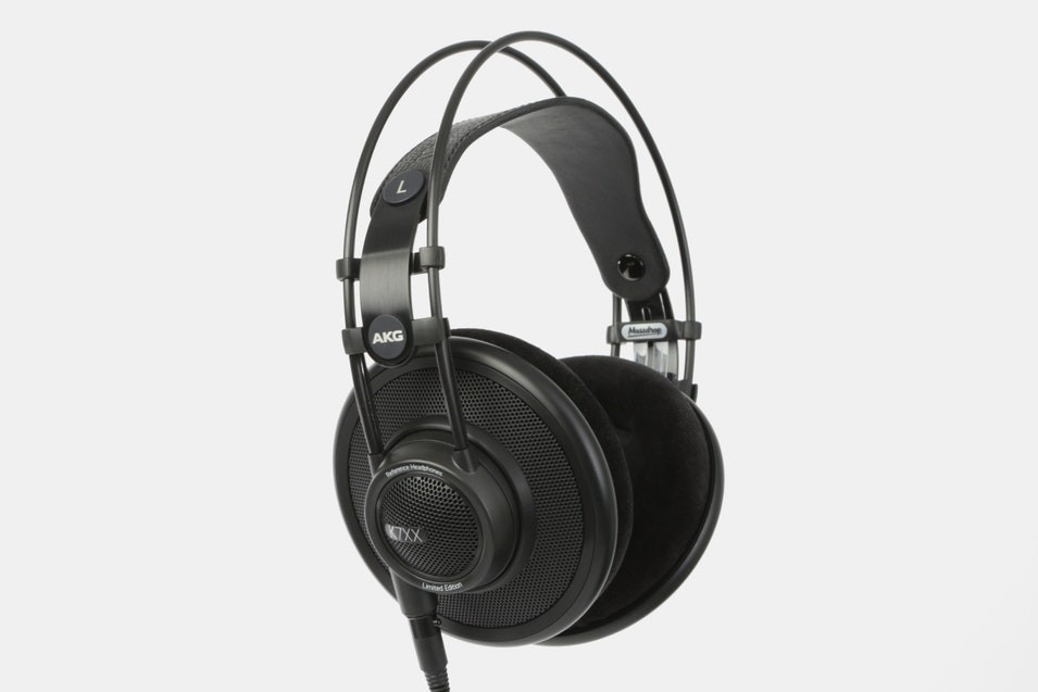 Massdrop x AKG K7XX Dynamic Audiophile Headphones