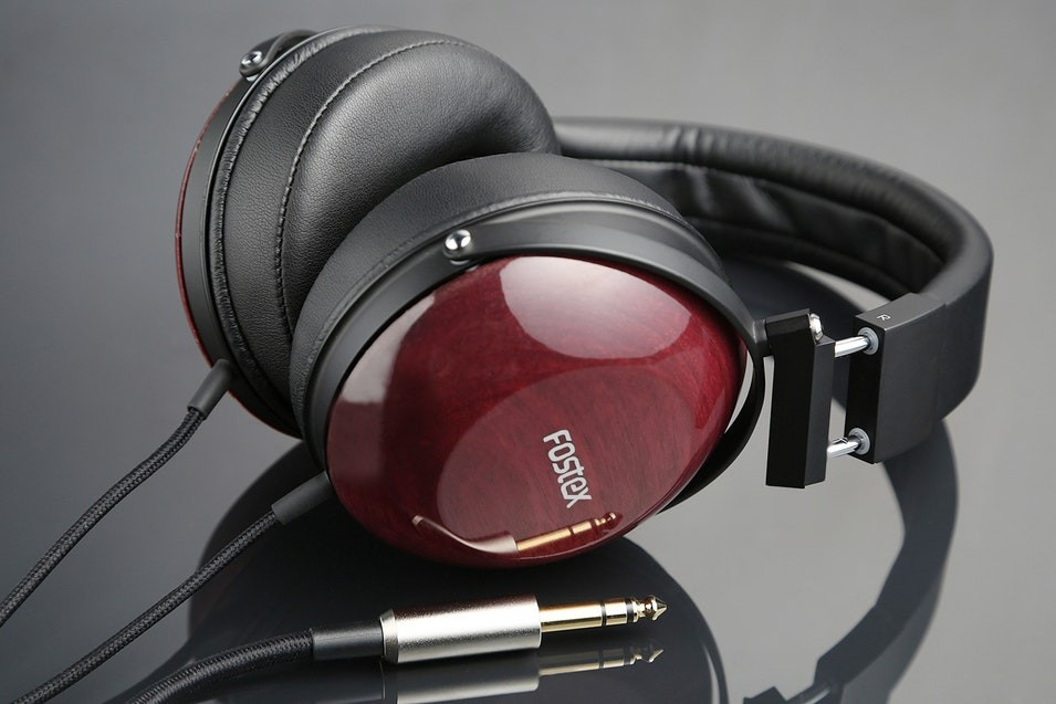 Massdrop x Fostex TH-X00 Purpleheart Planar Magnetic Headphones - my fav