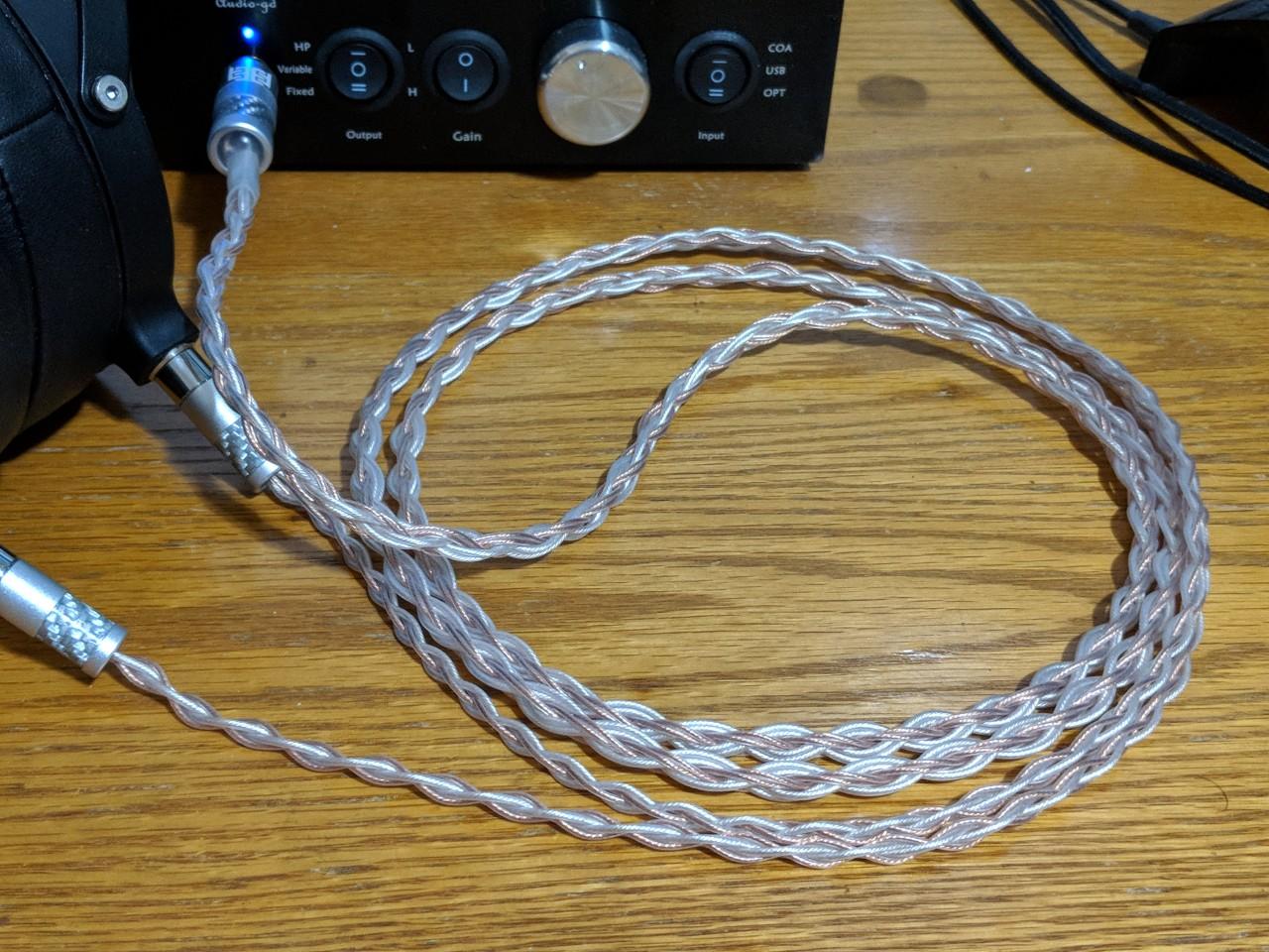 Venus Audio cable