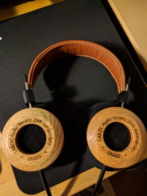 Grado LA&OC 25th Anniversary Edition