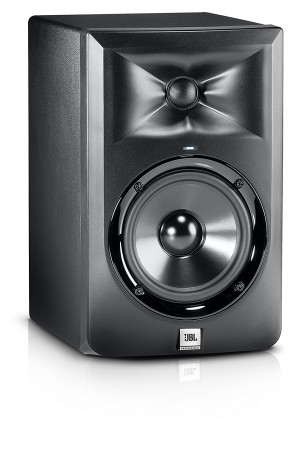 "JBL LSR305 5"" 2-Way Powered Studio Monitor"