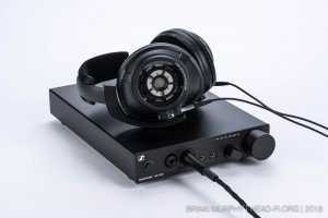 Sennheiser HD 820 (pre-production) with HDV 820
