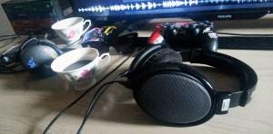 The few Headphones / Headsets I own ^-^