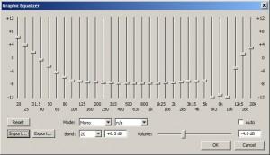 Foobar2000-xnorEQ-curve for HD 800 (KE)
