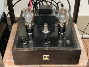 Bottlehead Stereomour 2A3/45 AMP
