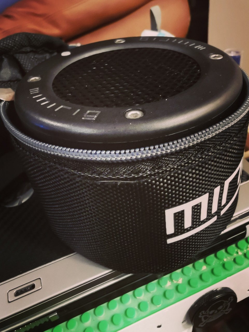 Bluetooth aptX enabled, best portable mini Bluetooth Speaker I've ever owned, and I've...