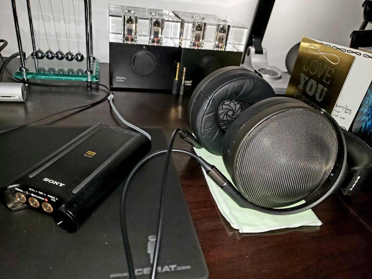 Z1R & PHA-3 ~w Previous WooAudio WA7