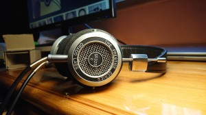 Modified Grado SR325e