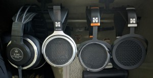 HiFiMAN and AKG