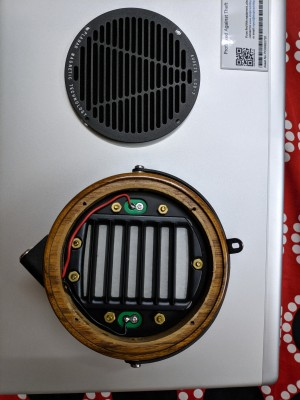 Audeze LCD2 Driver Fazor